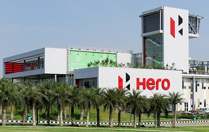 hero plant in pune