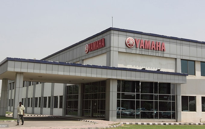 Industrial construction company warehouse development in for Yamaha headquarters usa